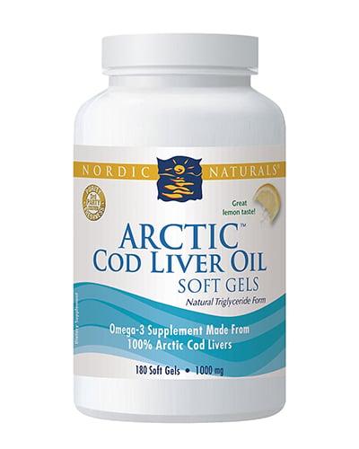 Arctic Cod Liver Oil Soft Gels Review