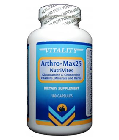 Arthro-Max25 NutriVites Review