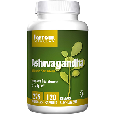 Jarrow Formulas Ashwagandha Review