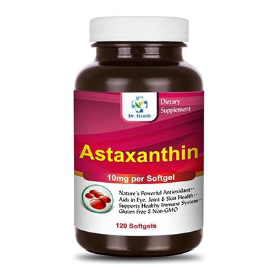 Astaxanthin Review