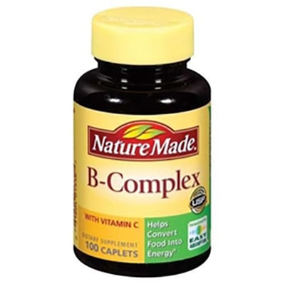 B-Complex with C Review
