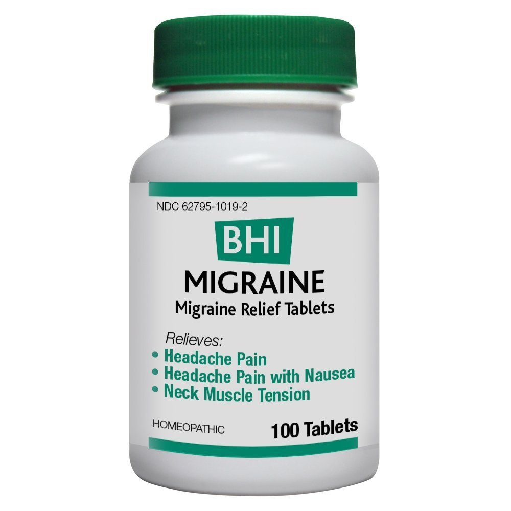 BHI Migraine Tablets Review