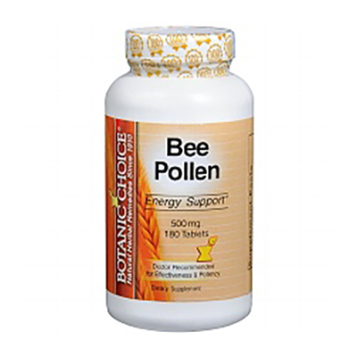 Botanic Choice Bee Pollen Review
