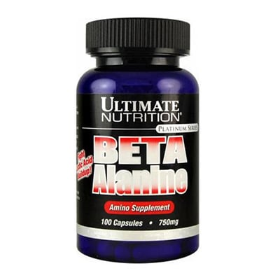 Ultimate Nutrition Beta Alanine Review