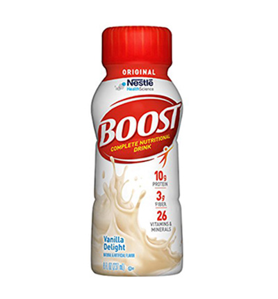 Boost Meal Replacement Review
