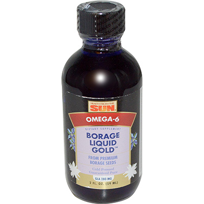 Health From The Sun Borage Liquid Gold Review