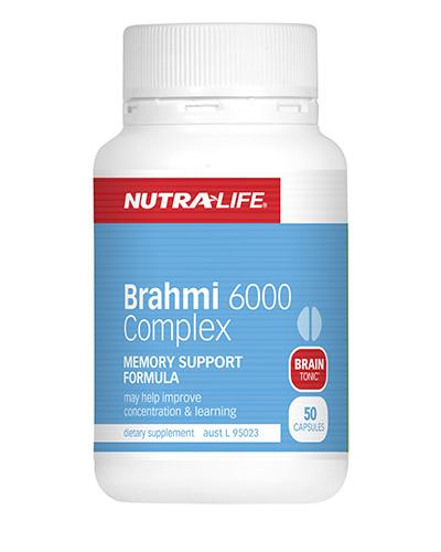 Nutra Life Brahmi 6000 Review