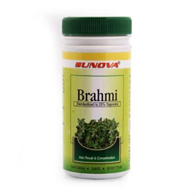 Sunova Brahmi Capsules Review