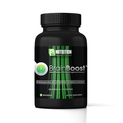F2 Nutrition Brain Boost Review