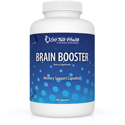 Let's Talk Health Brain Booster Review