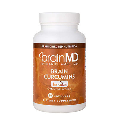 Brain Curcumins Review