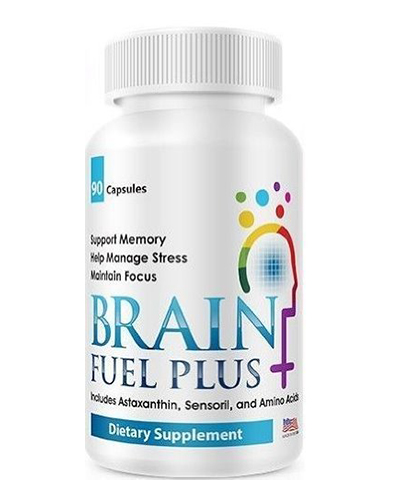 Brain Fuel Plus Review