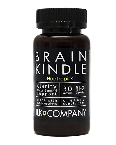 Brain Kindle Nootropic Review