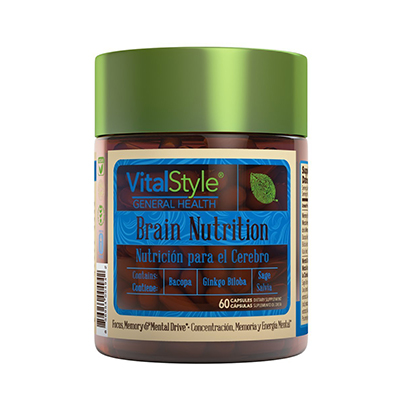 Brain Nutrition Review