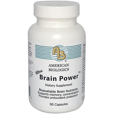 American Biologics Brain Power Review