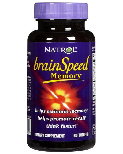 Natrol Brain Speed Review