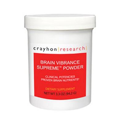 Brain Vibrance Supreme Review