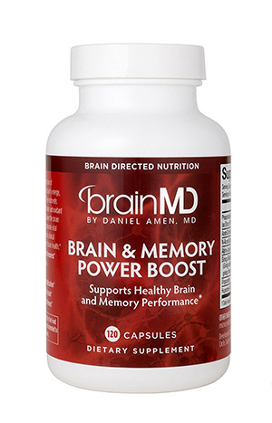 Brain and Memory Power Boost Review