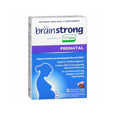 BrainStrong Prenatal Review
