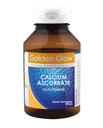 Golden Glow Calcium Ascorbate Review