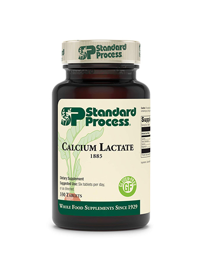 Standard Process Calcium Lactate Powder Review