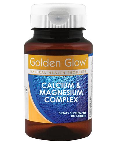 Golden Glow Calcium & Magnesium Complex Review