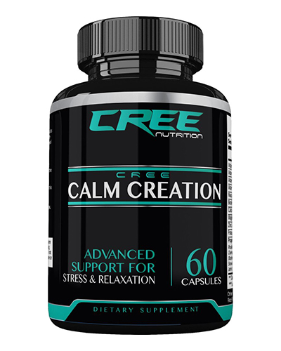 CREE Nutrition Calm Creation Review