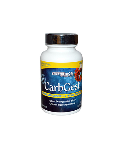 Enzymedica CarbGest Review