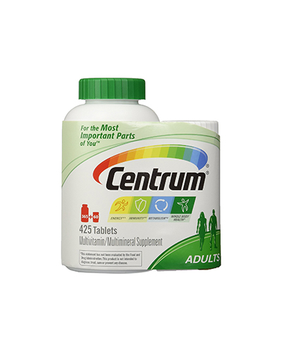 Centrum Review