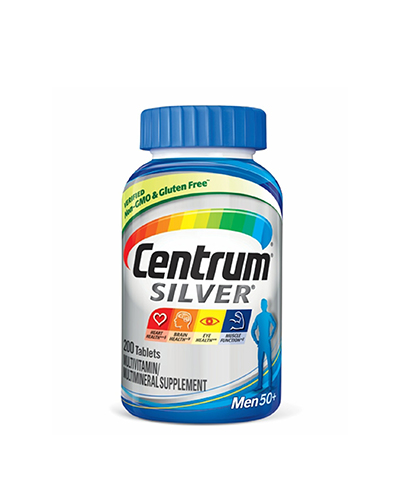 Centrum Silver Review