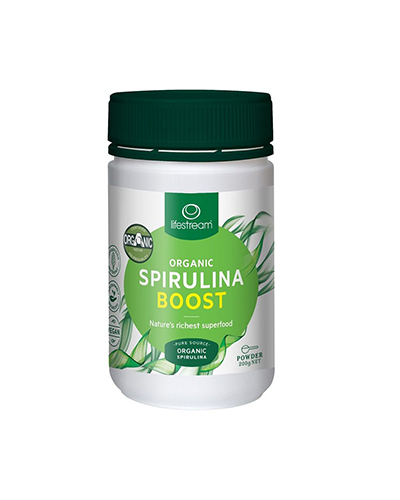 Certified Organic Spirulina Review
