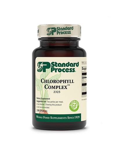 Standard Process Chlorophyll Complex Review