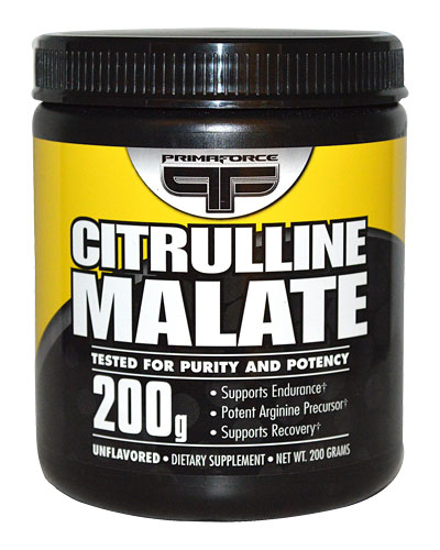 Primaforce Citrulline Malate Review