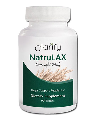 Clarify NatruLAX Review