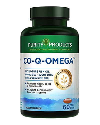 Purity Products Co-Q-Omega Review
