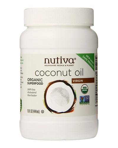 Nutiva Coconut Oil - Organic Extra-Virgin Review