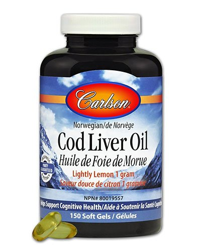 Carlson Norwegian Cod Liver Oil Lemon Flavor Review