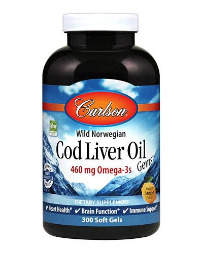 Cod Liver Oil Gems Review