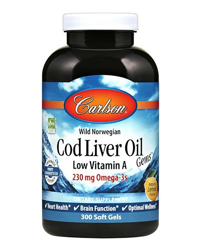 Cod Liver Oil Low Vitamin A Review