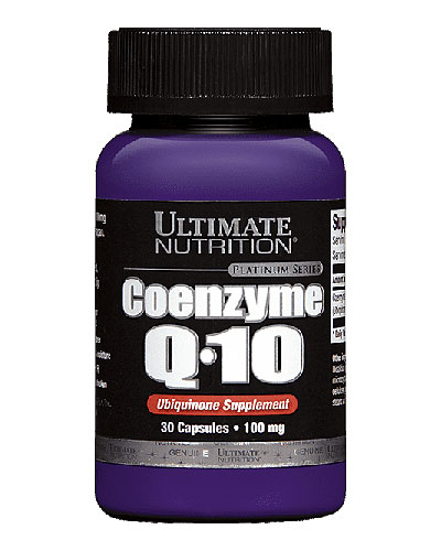 Ultimate Nutrition Coenzyme Q-10 Review