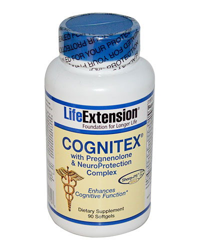 Cognitex with Pregnenolone & NeuroProtection Complex Review