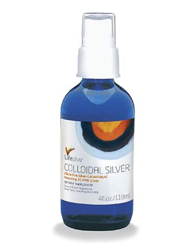 Life Plus Colloidal Silver