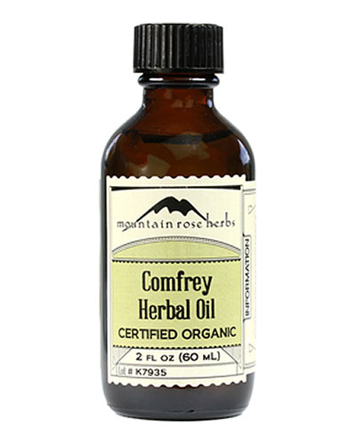 Comfrey Herbal Oil Review
