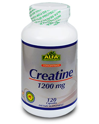 Alfa Vitamins Creatine Review
