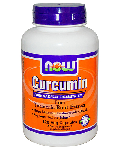 Now Foods Curcumin Review