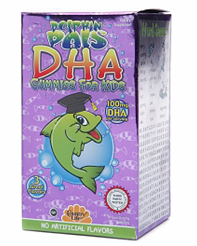 Dolphin Pals DHA Gummies for Kids Review