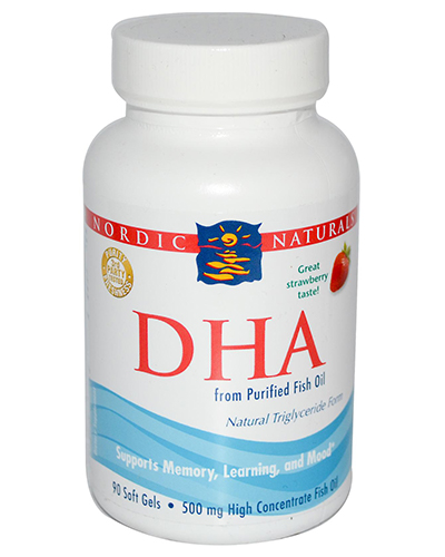 Nordic Naturals DHA Review