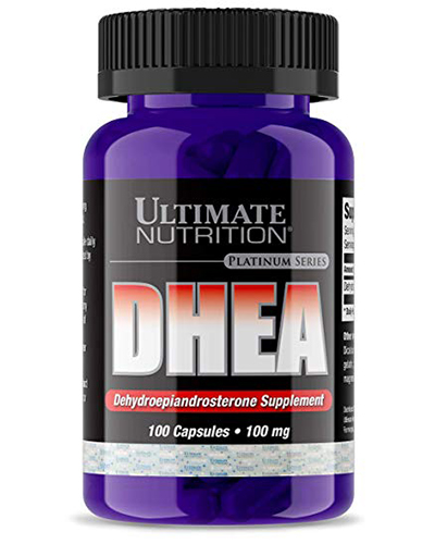 Ultimate Nutrition DHEA Review