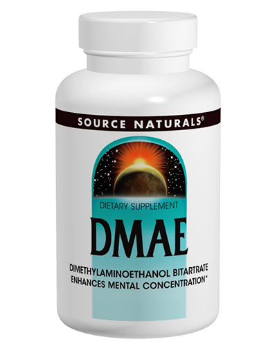 Source Naturals DMAE Review