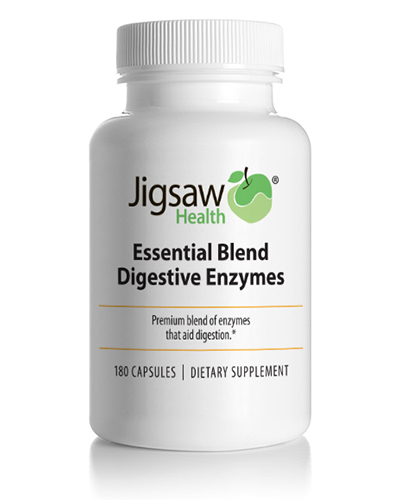 Jigsaw Digestive Enzymes Review